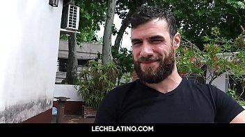 Hottest Latin threesome uncut cocks hd gay porn-LECHELATINO.COM