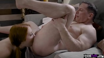 Redhead anal virgins fucked Horny stud teaching arietta adams what guys really want and start whipping out his cock