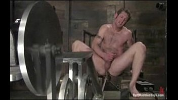 Juicy gay ass huge fucking machines and toys