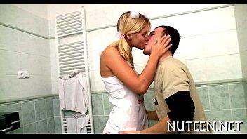 Wild sex after oral pleasure