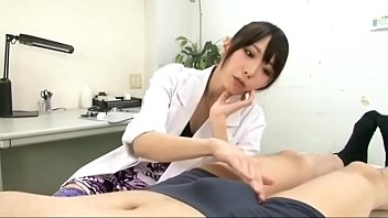 包茎好きな女医が包茎患者を弄ぶ