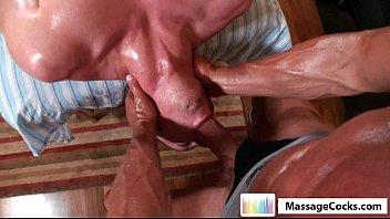 Massagecocks Oily Fondling Ass