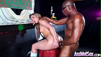 Lovely Girl (AJ Applegate) With Big Ass Get Oiled And Hardcore Anal Sex mov-01