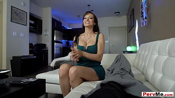 The worlds greatest MILF stepmom POV sex