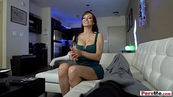 The worlds greatest MILF stepmom POV sex