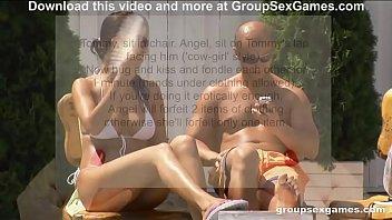 Hardcore Group Sex Pool Games Vorschaubild