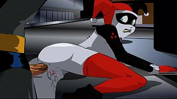 Drawn famous sex toons - Batman fuck harley