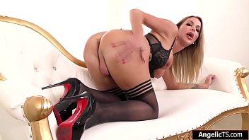 Teen minx shemales - Big tits shemale marissa minx barebacked