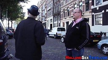 Dutch prozzie jizz spray