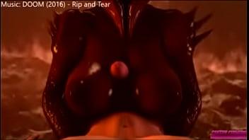 Female monster porn