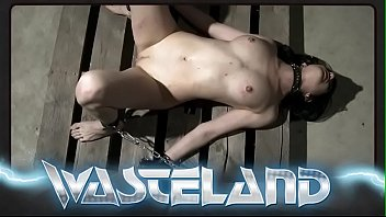 Interracial Lesdom BDSM Play With Submissive Ebony Slave