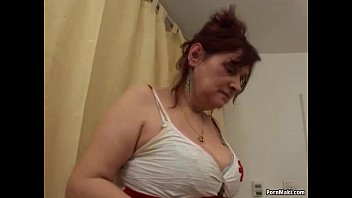Hairy women over40 - Busty hairy granny gets banged
