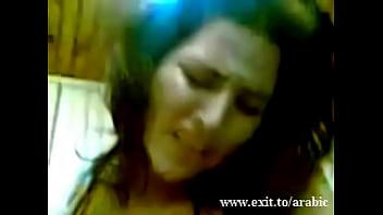 Devoted Arabian housewife pleasing hubby