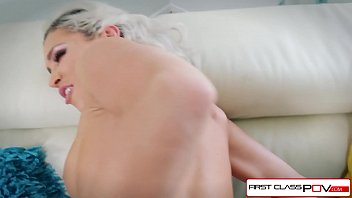 Free milf boobs ~ Kacey Jordan gets fucked by a huge cock in POV style thumbnail