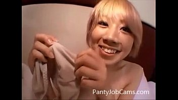 asian nylon panty job - PantyJobCams.com