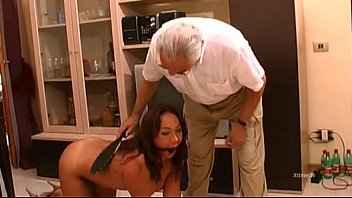 Shemale with big cocks - Hot shemale has good time with two cocks