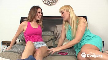Alana Evans Takes Advantage Of Young Inocent Claire Heart