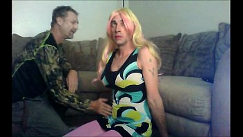 Tv in cute dress sucks cock and fucked hard with creampie wwwthegaywebcam thumbnail