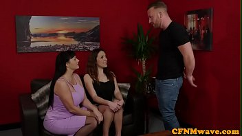 Clothed Stepmom And Teen Wanking Hard Dick