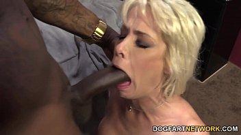 Mikki Lynn Gets Creampied By A Black Guy