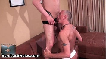 Jonathan fire oliver klein bareback sex