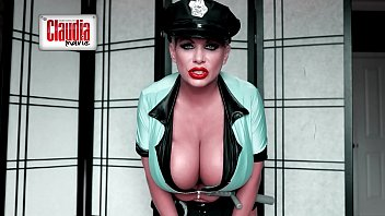 Claudia Marie Big Titty Prison Guard 9分钟
