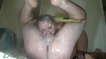 Rough facefuck slut pukes on cock