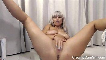 Russian Girl Squirts - CreamyCamGirl.com