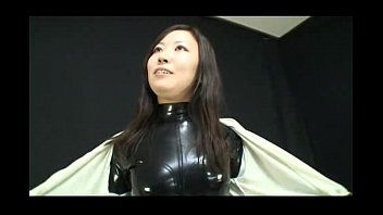 Japanese Latex Catsuit 87