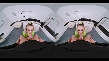 VRConk One Last Fuck With Alien Babe VR Porn