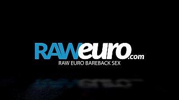 Raweuro hardcore poolside raw fucking with hot euro jocks