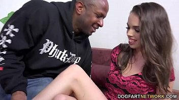 Dick first her huge Mia monroe takes her first ever black cock