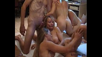 Friends amateurs swingers orgy