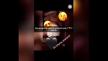 Sc:milkbuyerssonly GangBanging Snapchat Thot snippet