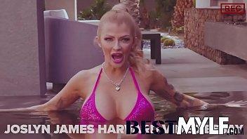 Josyln James is April's MYLF of the Month - FULL SCENE on http://BestMYLF.com