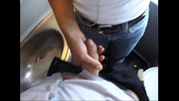In the public train
