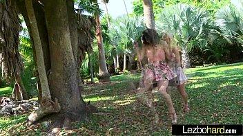 Teen Lesbians (Ryland Ann & Uma Jolie) In Hot Sex Action Scene movie-25
