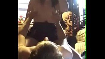 Girl cumming in a good fuck