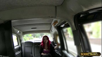 Amazing big tits lady down for sex to get a free taxi ride Vorschaubild
