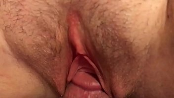 Close up pussy fuck and lick