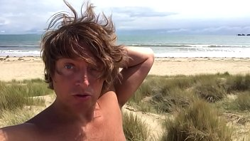 Gay naked men on the beach Cute wild boy naked in public cfnm this boy lives naked in the wild