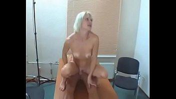 Blonde russian mature casting part 2 of 3 صورة