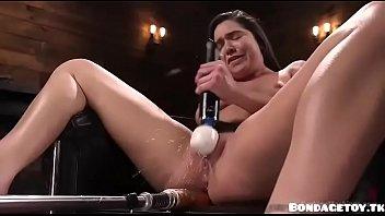 Karlee Grey loves her fucking machine