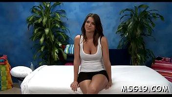 Lustful masseuse gets astonished of twat pounding act