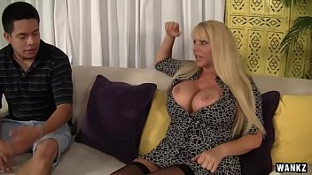 WANKZ- Milf Karen Fisher Has Sex