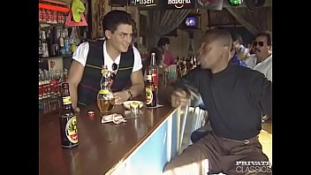 Private Classics, Anal Orgy In The Bar