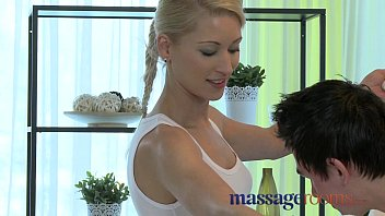 No sex in the champagne room video Massage rooms young stud blows early but still gives blonde intense orgasm