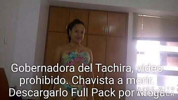 Venezolana, gobernadora del tachira y su video prohibido - descargalo full pack por mega.nz: http://zipansion.com/x1sz