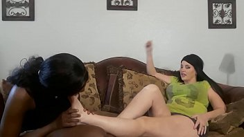 Sherry's Lovely Foot Worship
