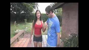Adventures of asian man - Mara teen colombiana